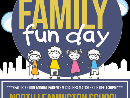 Family Fun Day 2021!