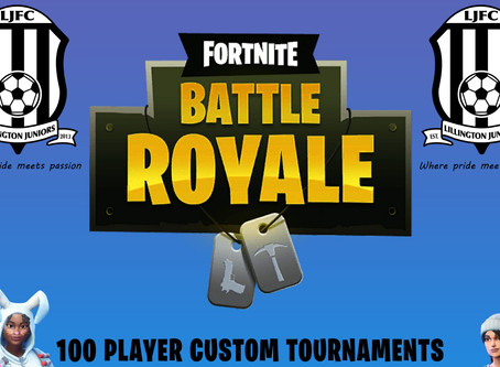 LJFC Fortnite Tournament