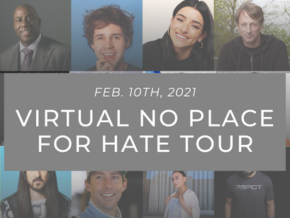 No Place For Hate: Virtual Tour