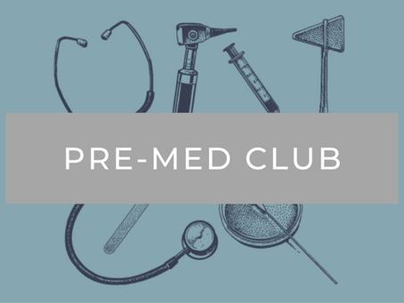 SRHS Pre-Med Club