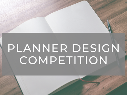 2021-2022 Planner Design Competition
