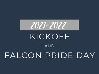Kickoff Information 2021-2022