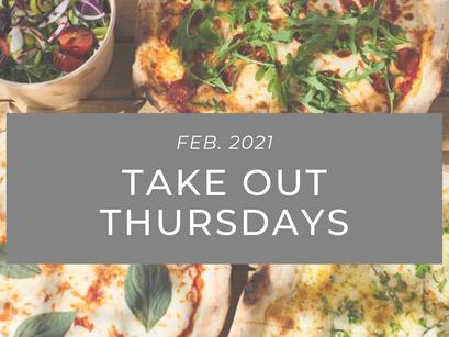 Take Out Thursdays
