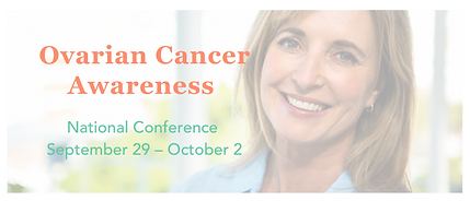 Ovarian Cancer Awareness Conference