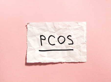 PCOS:  Why you can't do this alone