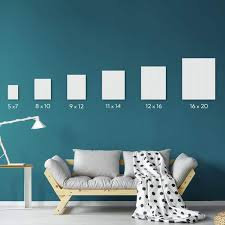 Canvas Panels - various sizes