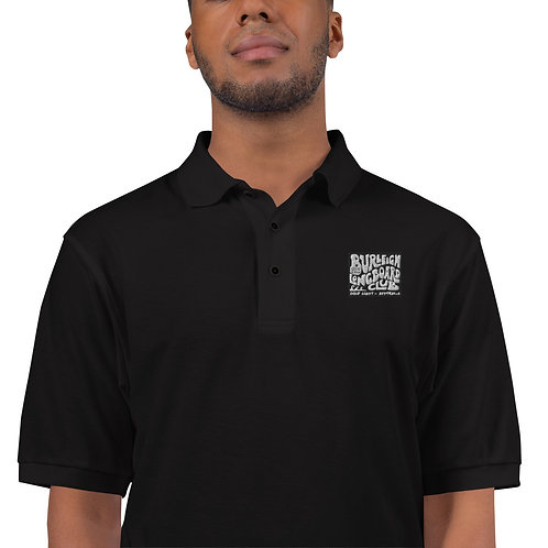 Men's Premium Polo Celebrating 30 years