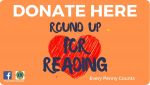 Round Up For Reading - Donation