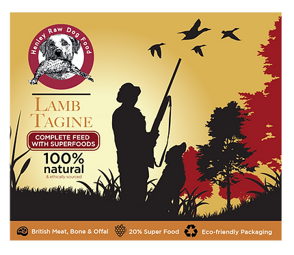 Lamb Tagine Deluxe - 500g - Henley Raw