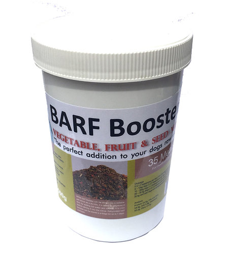 Barf Booster - 500g Tub - Finer By Nature