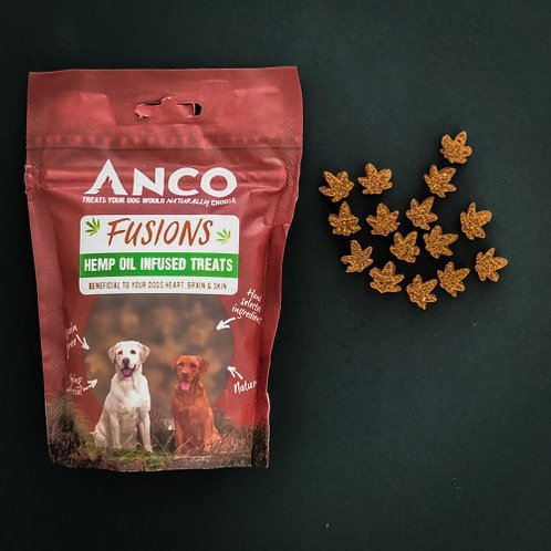 Anco Infusions - Hemp Oil Infused - 100g