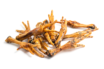 Natural Chicken Feet - Air Dried