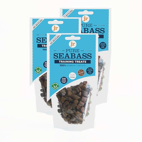 Pure Seabass Training Treats - JR - 85g