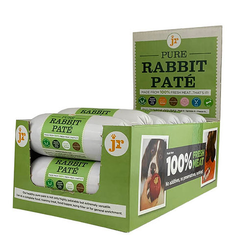 Pure Rabbit Pate - 400g - JR Pet Products