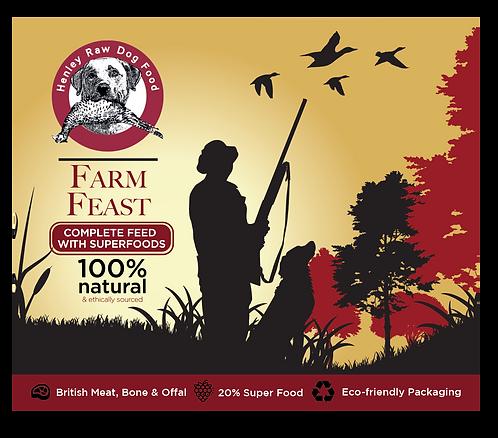 Farm Feast Deluxe - 500g - Henley Raw