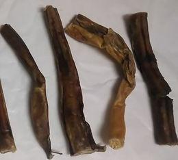 Bulls Pizzles 12cm 5 Inch Bully Sticks Natural Dog Treats Chews