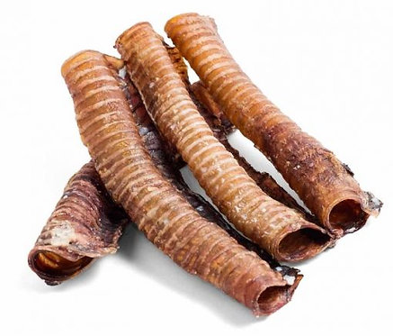 """Finer By Nature - Beef Trachea - Whole 12-14"""" Long"""
