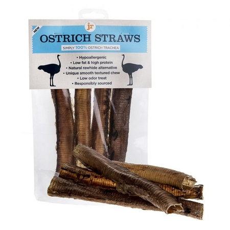 JR Pure Ostrich Straws - Pk 4