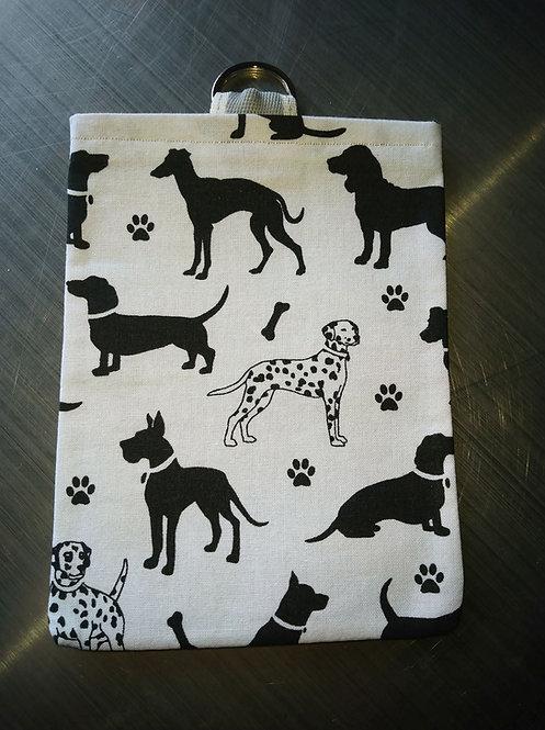 Black & White Treat Bag