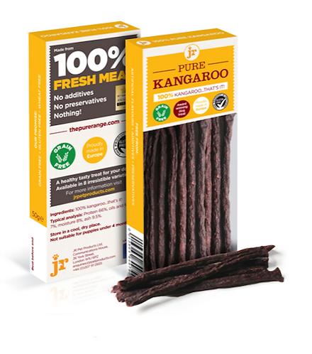 Pure Kangaroo Sticks - 50g - JR Pet Products