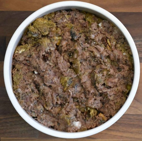 Oily Fish Mince Complementary Feed 1KG