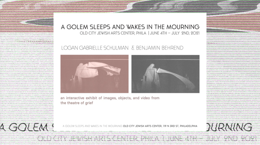 A Golem Sleeps and Wakes in the Mourning