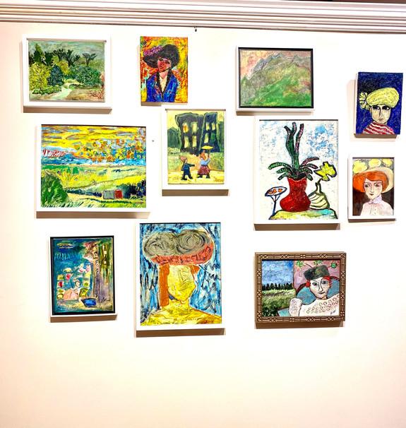 Barry Simon Art Shows