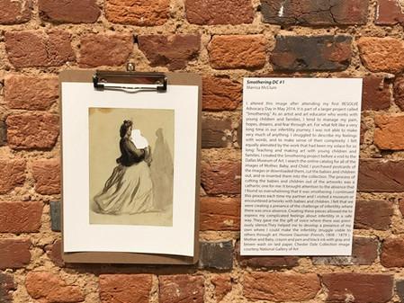 Old City Jewish Art Center Exhibit Demystifies Infertility