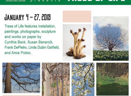 Tree-Focused Show to Benefit Tree of Life