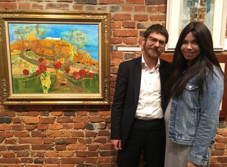 The Unique way a  Jewish Art Center Unites People Through Spirituality