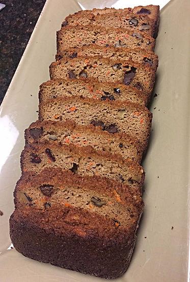 Healthy homemade bread