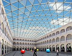 Concurso cubrición Patio de San Benito, Valladolid