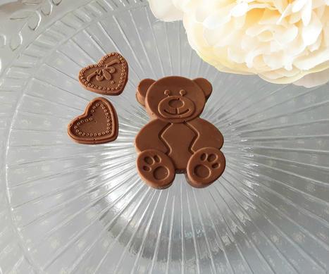 Teddy bear shapes