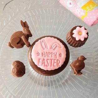 Belgian chocolate Easter treats