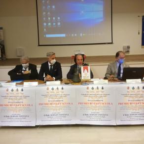 Il presidente di Confindustria, Fontana: valorizzare il capitale umano. Premio Rotary scuola