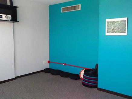 Sala para cursos