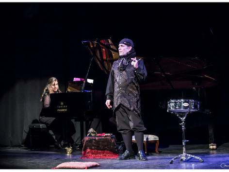 Olaya & JOsé Ignacio (Teatro Crevantes)