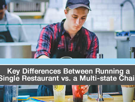 Some Key Thoughts to Consider Between Local Restaurants and Chains.