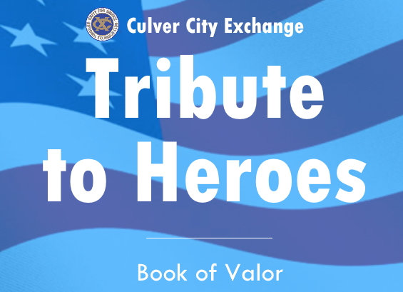 Honor Your Hero in the Book of Valor