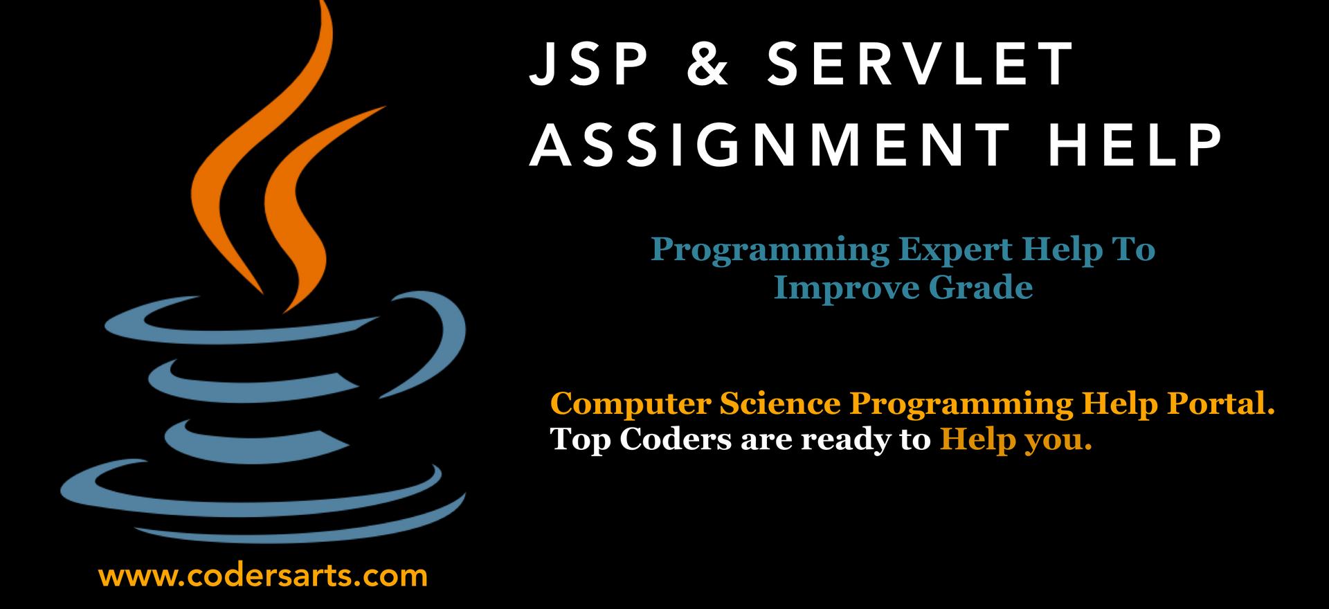 Java JSP Servlet Assignment Help