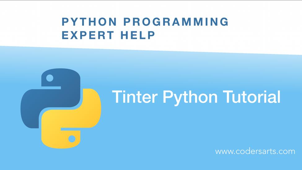 Python Programming Expert Help