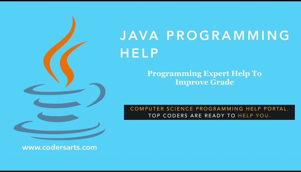 Java Programming Assignment Help Help | Java Programming Expert Help
