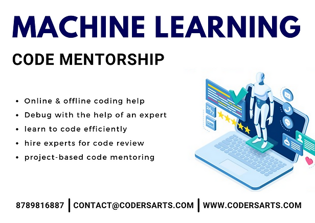 Hire Machine Learning Mentor