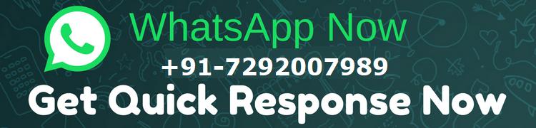 Contact me at WhatsApp