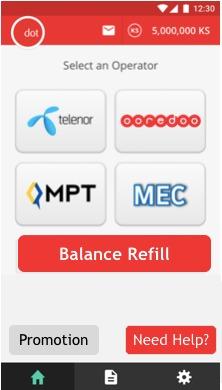 E-Recharge-Service App