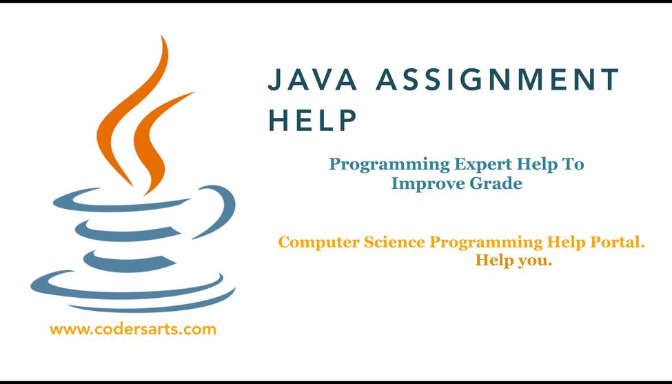 Java Homework Help | Java Assignmnet Help