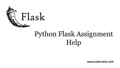 PythonFlaskAssignmentHelp.jpg