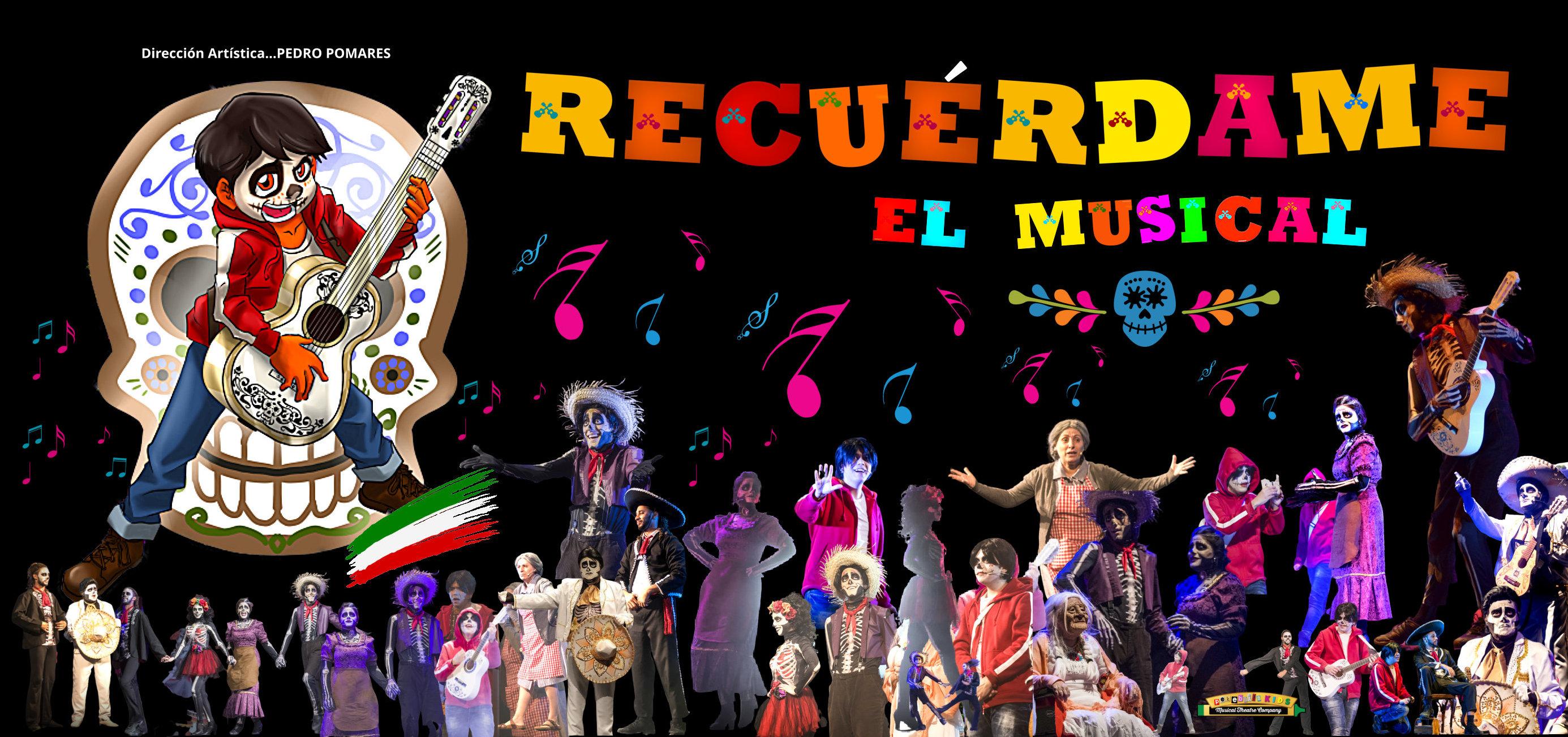 COCO RECUÉRDAME MUSICAL