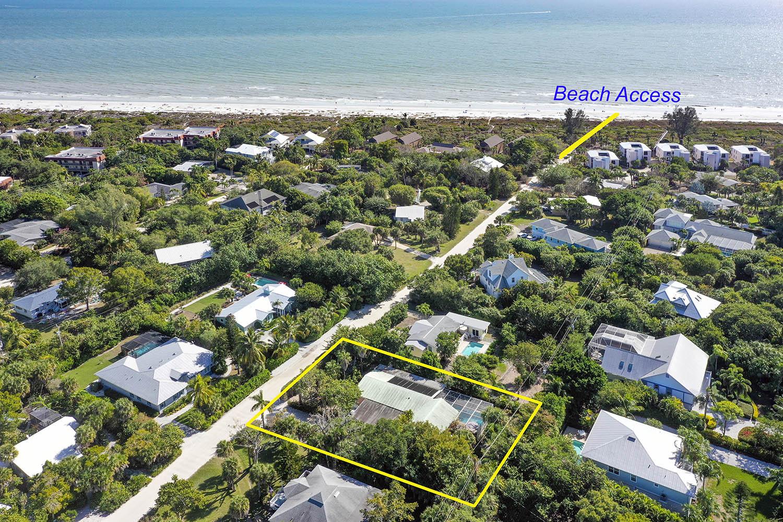 23 Beach Access Drone 2 c