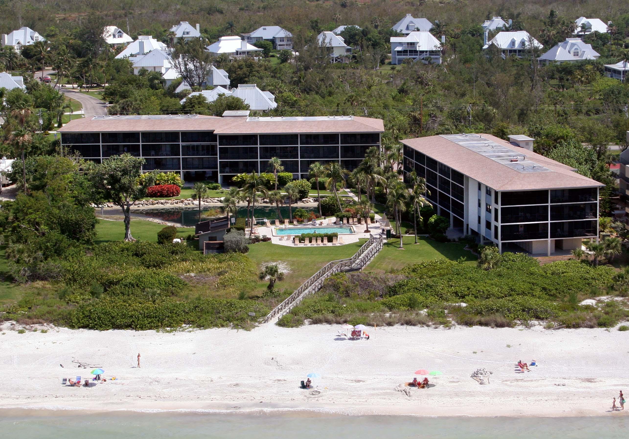 Sand Pointe Aerial